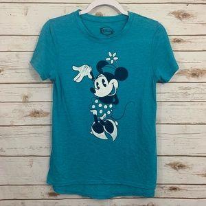 Disney Minnie Mouse T Shirt  XS